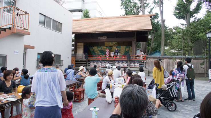 お三の宮神社フェス2019,横浜音祭り2019公募サポート事業